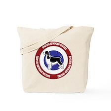 English Springer Spaniel Bullseye Tote Bag