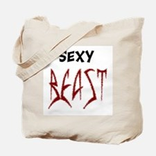Sexy Beast Tote Bag