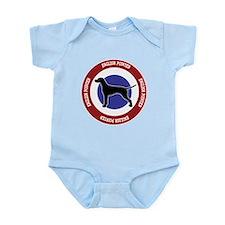 English Pointer Bullseye Infant Bodysuit