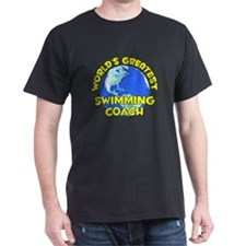 World's Greatest Swimm.. (D) T-Shirt