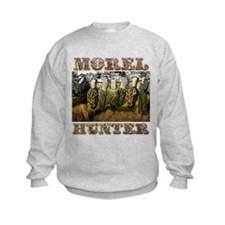 Morel hunter gifts and t-shir Sweatshirt
