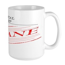 Officially Stamped Insane Mug