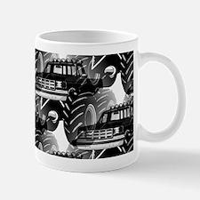 BLACK MONSTER TRUCK Mug