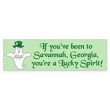 Lucky Spirit Bumper Bumper Sticker