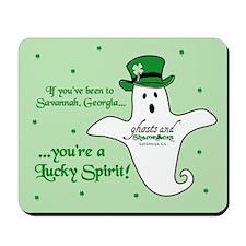 Lucky Spirit Mousepad