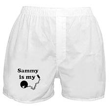 Sammy (ball and chain) Boxer Shorts