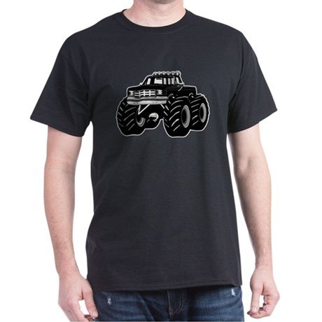 BLACK MONSTER TRUCK Dark T-Shirt