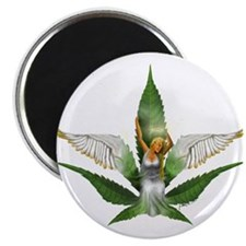 Sativa Goddess! Marijuana! Hemp! Magnet