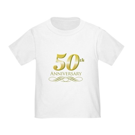 50th Anniversary Toddler T-Shirt