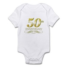50th Anniversary Infant Bodysuit