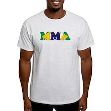 Brazil MMA T-Shirt