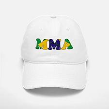 Brazil MMA Baseball Baseball Cap