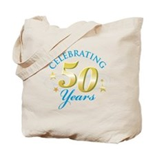 Celebrating 50 Years Tote Bag