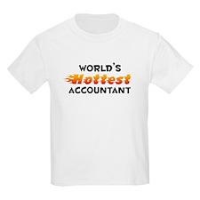World's Hottest Accou.. (B) T-Shirt