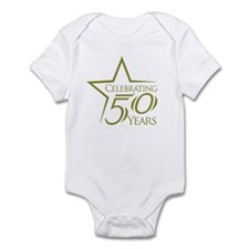 Celebrate 50 Years Infant Bodysuit