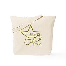 Celebrate 50 Years Tote Bag