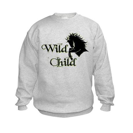 Wild Child Kids Sweatshirt