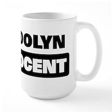 GWENDOLYN is innocent Mug