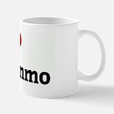 I Love        Commo Mug