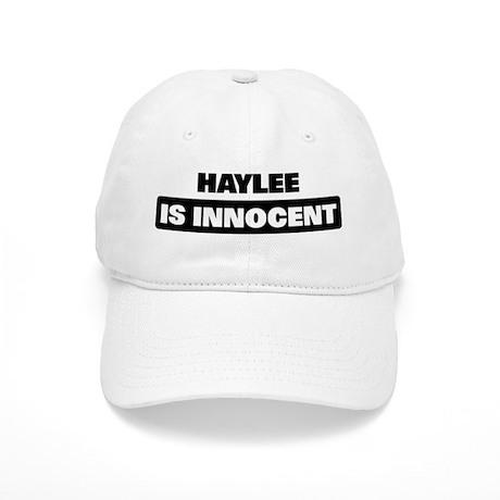 HAYLEE is innocent Cap