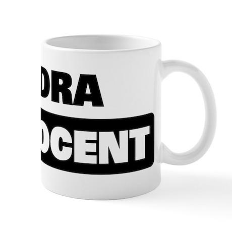KENDRA is innocent Mug