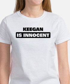 KEEGAN is innocent Tee