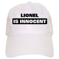 LIONEL is innocent Baseball Cap