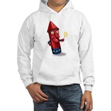 Mr. Sparkle Firecracker Jumper Hoody