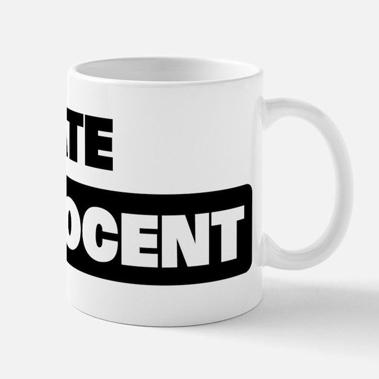 NATE is innocent Mug