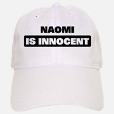NAOMI is innocent Baseball Baseball Cap