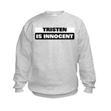 TRISTEN is innocent Sweatshirt