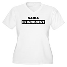 NADIA is innocent T-Shirt