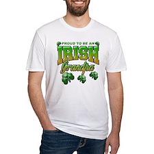 Proud to be an Irish Grandpa Shirt