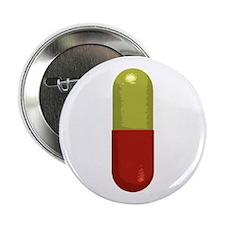 Pill Capsule Button