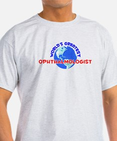 World's Greatest Ophth.. (E) T-Shirt