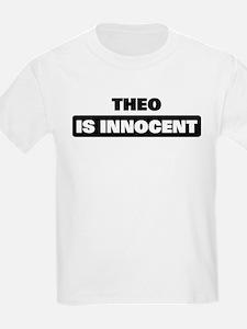 THEO is innocent T-Shirt