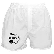 Hugo (ball and chain) Boxer Shorts