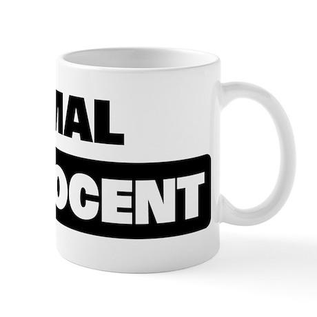 JAMAL is innocent Mug