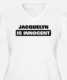 JACQUELYN is innocent T-Shirt