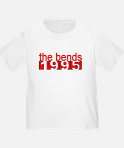 the bends 1995 T