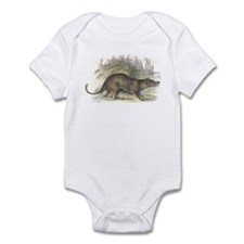 Thylacine Wolf Infant Bodysuit