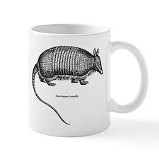 Nine-Banded Armadillo Small Mug