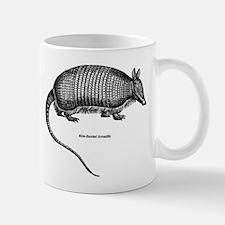Nine-Banded Armadillo Small Small Mug