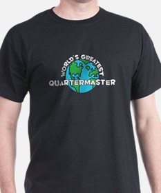 World's Greatest Quart.. (G) T-Shirt