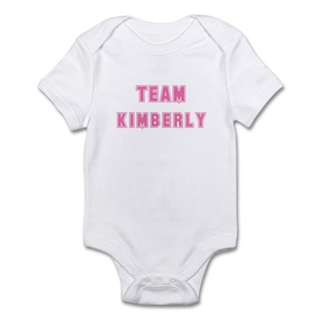 TEAM KIMBERLY Infant Bodysuit