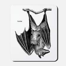 Fruit Bat Mousepad