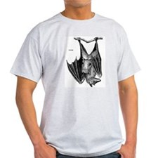 Fruit Bat Ash Grey T-Shirt