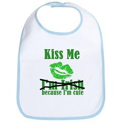Kiss Me Bib