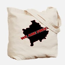 Kosova Independence!! Tote Bag