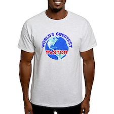 World's Greatest Pastor (E) T-Shirt